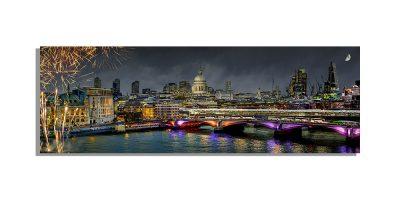 Thames Fireworks